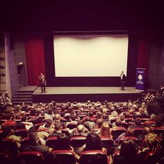 Opening event of #newwavefilmfest in #sofia #bulgaria - my animated film slated for day one (photo by Lyubo Kiroff)