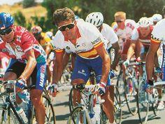 Pedro Delgado, mundial de Sicilia 1994