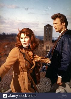 COOGAN'S BLUFF 1968  with Clint Eastwood and Susan Clark
