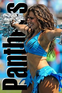 | Panthers cheerleader | When a Defensive End breaks through the O-Line and charges across the open field, should he be left with the sudden and obscene choice of being a man (a real man), or planting the token female six feet under? Panthers Cheerleaders, Six Feet Under, One Of The Guys, Hate Men, Guys And Dolls, Open Field, Gender Bender, Patriarchy, Real Man