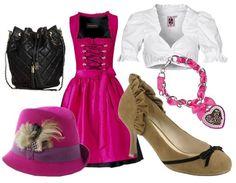 Das perfekte Wiesn Outfit zum Oktoberfest