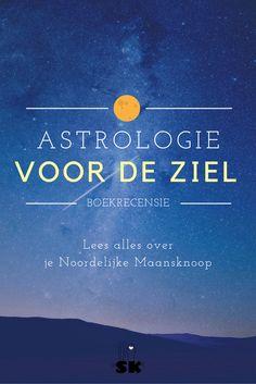 Recensie door Studio Konijn over het boek van Jan Stiller: 'Astrologie voor de ziel'; Wat maansknopen onthullen over je aanleg en persoonlijkheid. #astrologie #maan