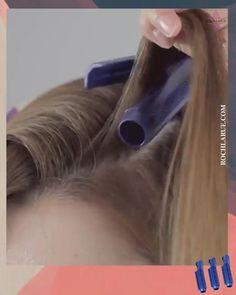 Bun Hairstyles For Long Hair, Hairdos, Pretty Hairstyles, Curly Hair Styles, Natural Hair Styles, Hair Roots, Hair Volume, Coily Hair, Hair Repair