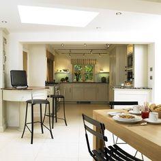 Cooler Shaker kitchen | Kitchen design | Decorating ideas