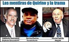 Distribuyen volantes con denuncia Vincho en contra periodista consulado Nueva York