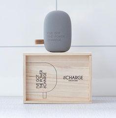 This I need: Kreafunk - toCharge mobiloplader - grå Kan vidst også købes i Munk på Christianshavn
