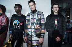 james long salutes his hometown heroes for fall/winter 16 | read | i-D