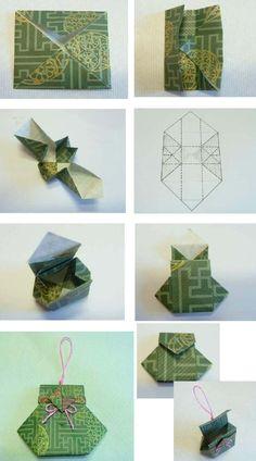 Táskák összecsukható / összehajtható táskák gyűjtési módszert (ami házi / művészeti teljesítmény értékelése): Naver blog