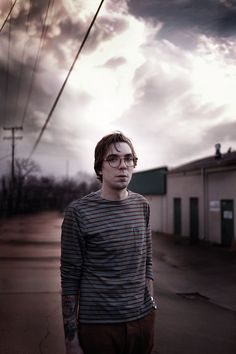 Justin Townes Earle by Joshua Black Wilkins - I don't approve of the linked article, but the image is great.