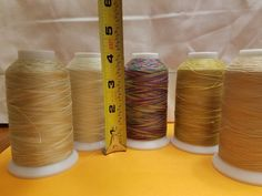 SET OF 5 CONES Superior Threads KING TUT  sewing quilting thread #40/ 3ply | eBay