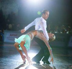 The Best latin dancer! Riccardo Cocchi and Yulia Zagoruychenko