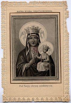 Our Lady of Czestochowa by profkaren, via Flickr