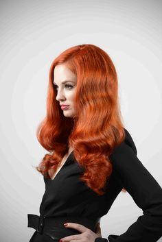 Jessica rabbit hair