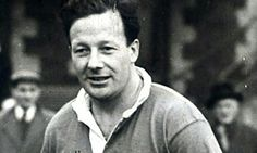 Jack kyle 1926-2014, Irish rugby union player who played for Ireland, the British Lions and the barbarians