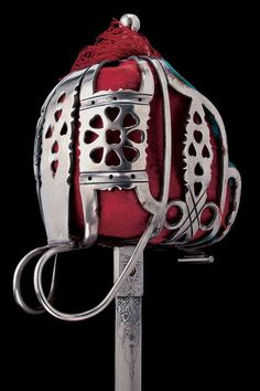 An officer's sword, Scotland, ca 19th century
