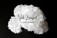 Blog Cuisine & DIY Bordeaux - Bonjour Darling - Anne-Laure: DIY Bouquet de fleurs en papier