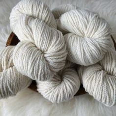 Fresh Water Fiber Yarn | Wool & Honey