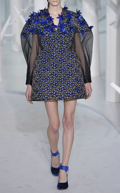 Delpozo Fall/Winter 2015 Trunkshow Look 34 on Moda Operandi