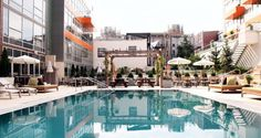 Looking for the McCarren Hotel & Pool Brooklyn ? Check our special offers and deals on our collection: My Boutique hotel Brooklyn Brooklyn Hotels, Nyc Hotels, New York Hotels, Cool Swimming Pools, Best Swimming, Cool Pools, Williamsburg Hotel, Williamsburg Brooklyn, Hotel King