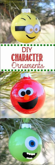 Minion Christmas Ornaments & More