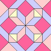 ALL HALLOWS - Antique Geometric Quilt Designs