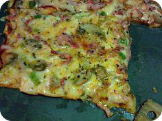 ChezMarta: Pizza