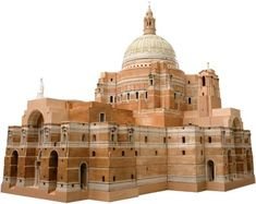 The Greatest Building Never Built -  The Great Model of Liverpool Metropolitan Cathedral by Sir Edwin Lutyens