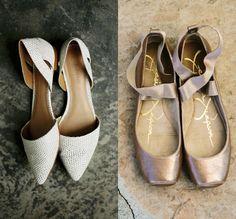 Para lucir no hay que sufrir: zapatos cómodos para novias » Mi Boda