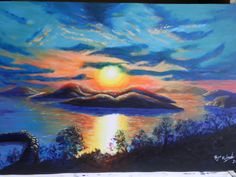 Sunset (2), (Naplemente) - 2011