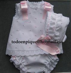 TODO EN PIQUE para bebé