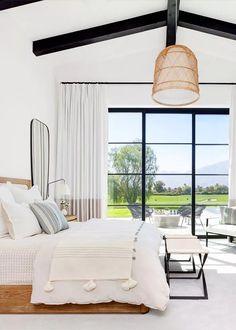 Inside a Modern Family Home in La Quinta, California