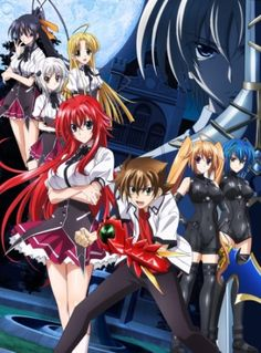 High School DxD New - Episode 4 is out! Watch it now!
