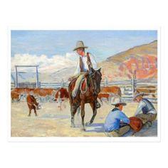 Classic Painting Postcard bdae926b54