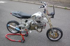 Honda Monkey Custom Takegawa