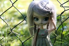 Angry doll is angry