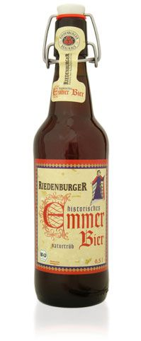 Riedenburger: HISTORISCHES EMMER BIER http://www.riedenburger.de