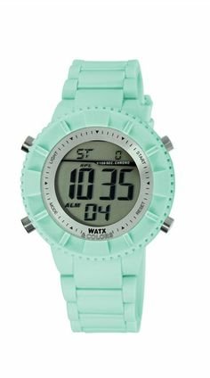 MULHER VOANDO: WATX&COLORS Timing Is Everything, Casio Watch, Digital Watch, Tic Tac, Yellow, My Style, Sugar, Woman, Stuff Stuff