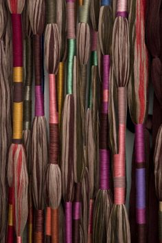 Sheila Hicks process