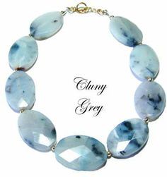 agate necklace - http://www.clunygreyjewelry.com/agate-necklaces.html  #necklace