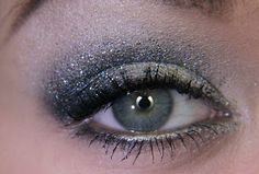 Sparkling look for the holidays!