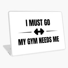 My Gym, Laptop Skin, Sell Your Art, Cotton Tote Bags, Vinyl Decals, Vibrant Colors, Motivational Quotes, Bubbles, Printed