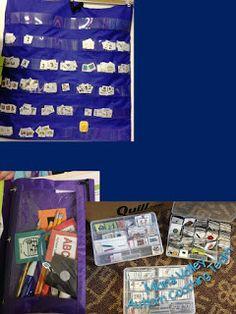 Miami Valley Autism Coaching Team--Picture symbol storage