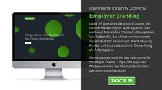 Corporate Identitiy & Design for Dock 15 by SYNDICATE DESIGN