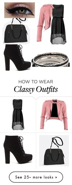 """""""simple classy and chic"""" by kim-wendy on Polyvore featuring Avenue, FRACOMINA and graduationdaydress"""