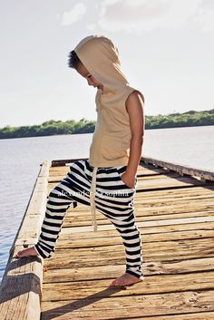 The Banded Harem Pant kids fashion, kids clothing