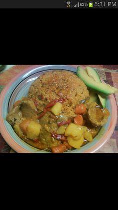 Puerto Rico food , yummy