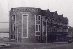 Ward and Goldstone factory