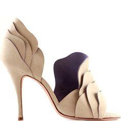 Heels I Love... Gaetano Perrone open-toe pump
