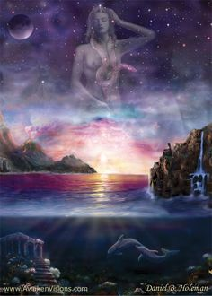 """Venus in Scorpio"" - by Daniel B. Holeman"