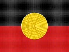 Illustration about Illustrated aboriginal style flag design. Illustration of patriotism, aborigine, illustration - 8520350 Aboriginal Flag, Aboriginal Culture, Aboriginal Art Australian, Visual Art Lessons, Om Art, Australian Flags, Dinosaur Crafts, Illustration Vector